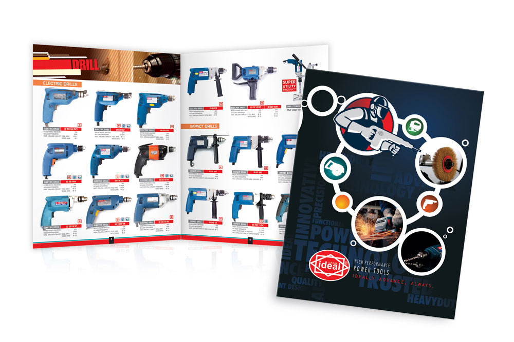brochure design tools - frypan graphics design portfolio